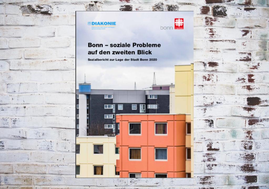 Titelblatt Sozialbericht Stadt Bonn