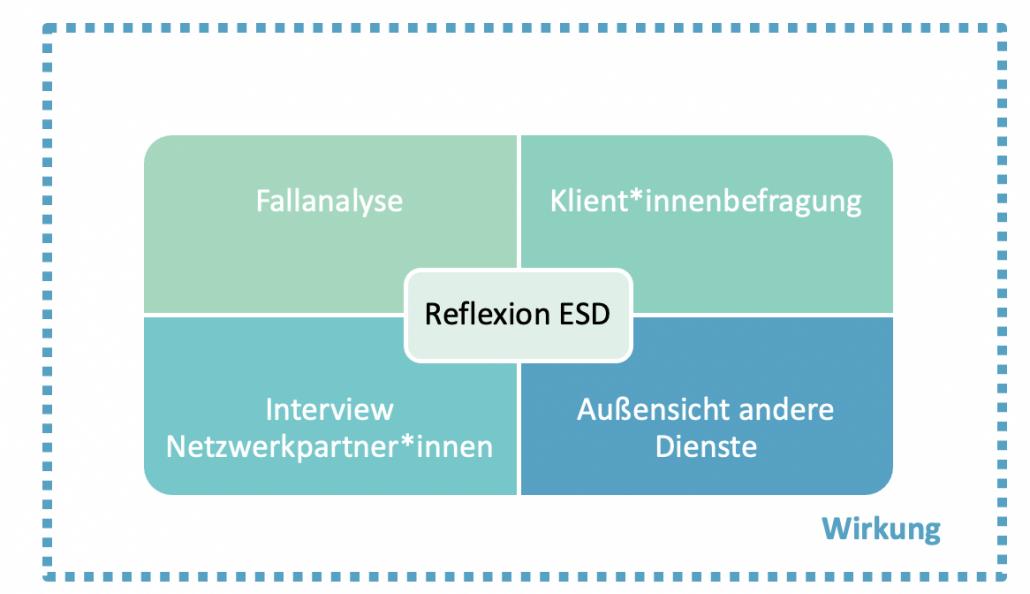 Evaluation des Erwachsenen-Sozialdienstes Kreis Segeberg. Übersicht Methoden.